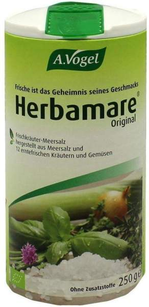 Herbamare A. Vogel Salz 250 G