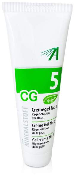 Mineralstoff Cremegel Nr.5 50 ml Creme