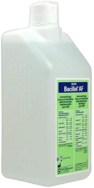 Bacillol Af 1000 ml Lösung
