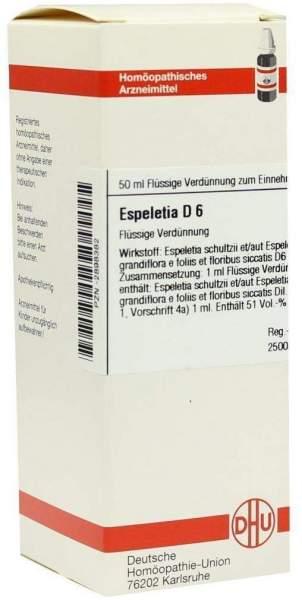 Espeletia D6 50 ml Dilution