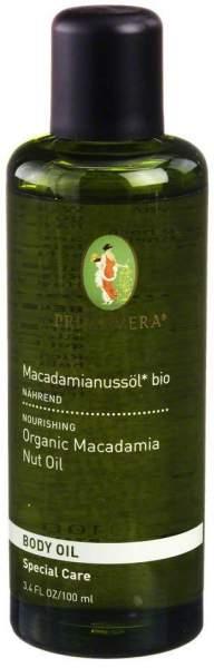 Macadamianussöl Bio 100 ml