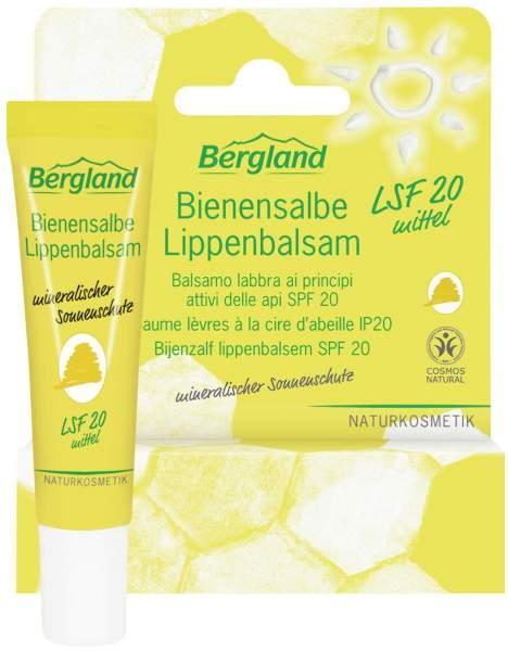 Bienensalbe Lippenbalsam LSF20