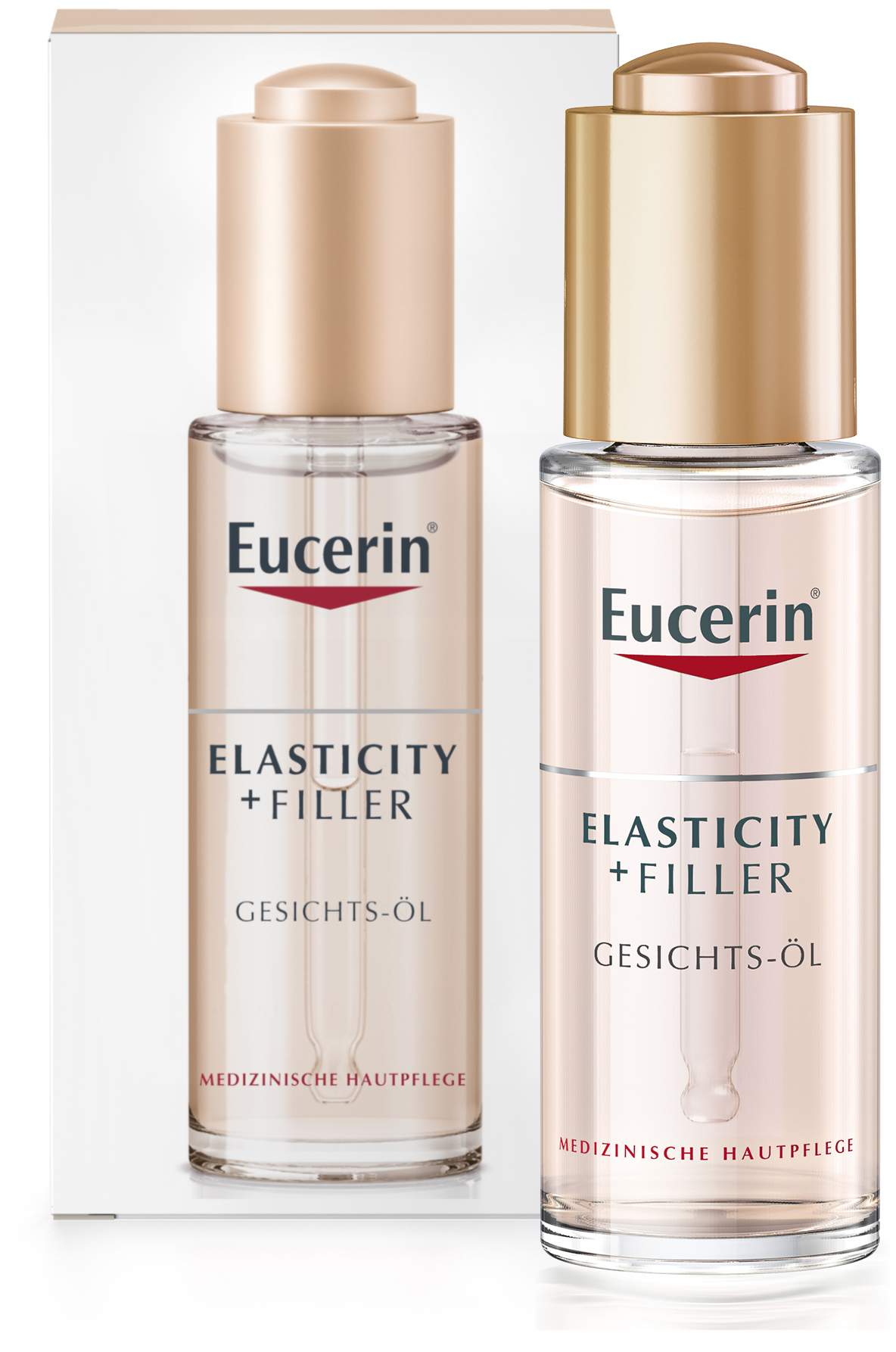 Eucerin Anti Age Elasticity + Filler Gesichtsöl 30 ml..
