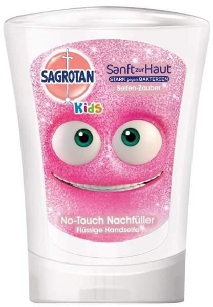 Sagrotan Kids No-Touch Nachfüller Seifenzauber 250 ml Flüssigseife
