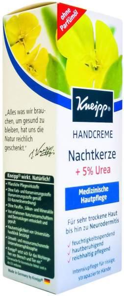Kneipp Handcreme Nachtkerze + 5 % Urea 50 ml