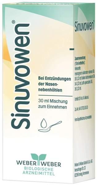 Sinuvowen 30 ml Tropfen
