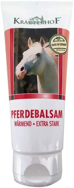 Kräuterhof Pferdebalsam wärmend - extra stark 100 ml Balsam