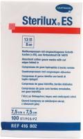 Sterilux Es Kompressen 7,5x7,5cm