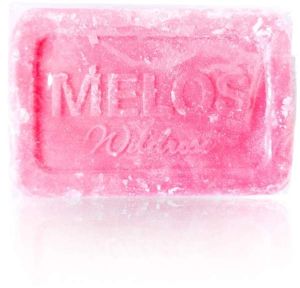 Melos Reine Pflanzenöl Seife Wildrose 100 G