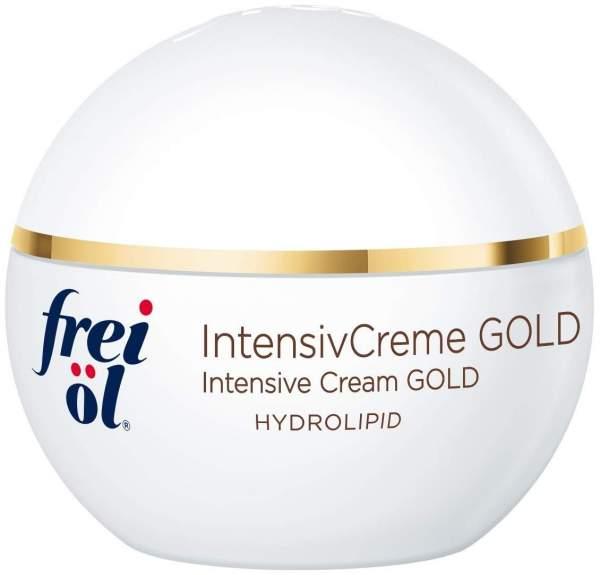 Frei Öl Hydrolipid Intensivcreme gold 50 ml