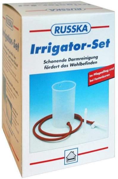 Irrigator Set 1 L zur Schonenden Darmreinigung 1 Stück