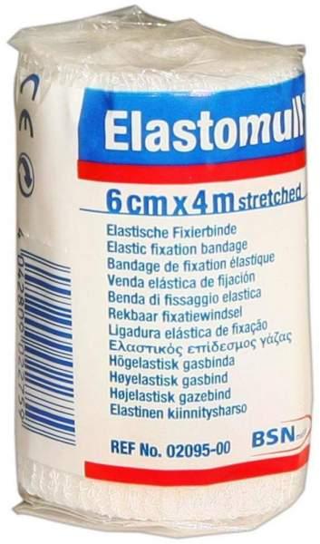 Elastomull 4 M X 6 cm 2095 1 Binde