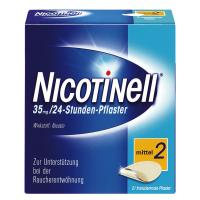 Nicotinell 35mg 24 Stunden Pflaster