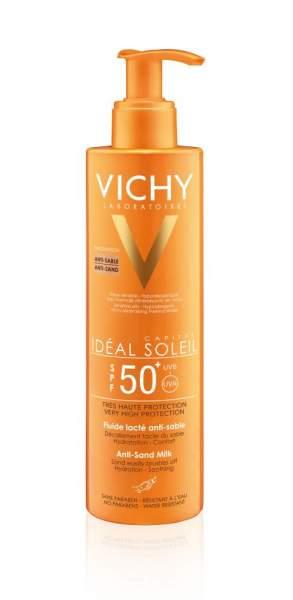 Vichy Ideal Soleil Anti Sand Fluid LSF 50 200 ml Creme