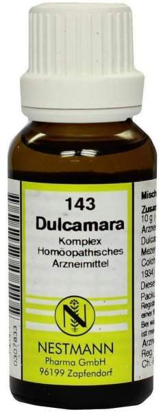 Dulcamara Komplex Nr. 143 20 ml Dilution
