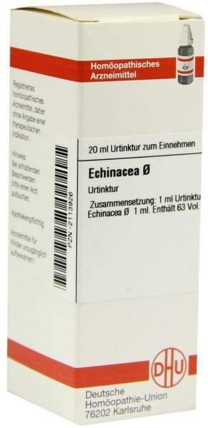 Echinacea Urtinktur 20 ml Dilution