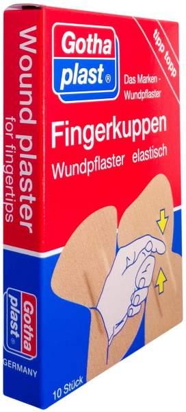 Gothaplast Fingerkuppenwundpflaster Elastisch 2 Größen 10 Stück
