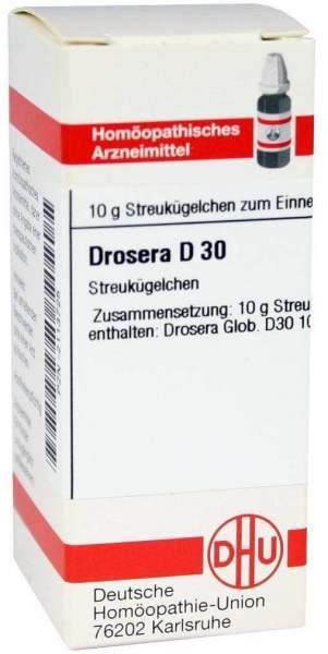 Drosera D 30 Globuli