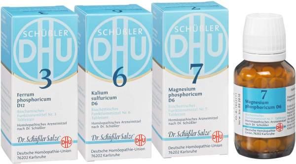 Biochemie DHU Immun Kur 3 x 80 Tabletten