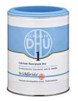 Biochemie DHU 1 Calcium Fluoratum D12 1000 Tabletten