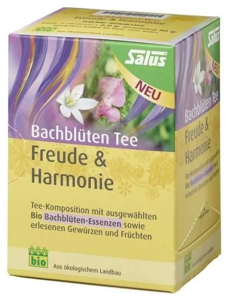Bachblüten Tee Freude & Harmonie Bio 15 Filterbeutel