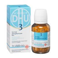 Biochemie DHU 3 Ferrum phosphoricum D12 80 Tabletten