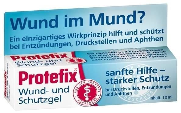 Protefix Wund- und Schutzgel 10 ml Gel