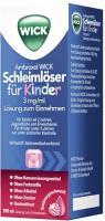 Ambroxol WICK Schleimlöser für Kinder 100 ml Lösung