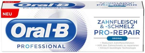 Oral B Professional Zahnfleisch & -schmelz Original Zahnpasta 75 ml