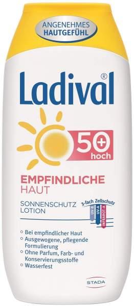 Ladival Empfindliche Haut LSF 50+ 200 ml Lotion
