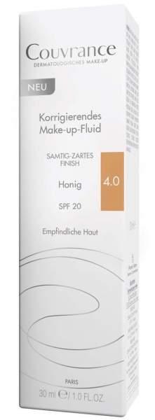Avene Couvrance Korrigierendes Make up Honig 30 ml Fluid