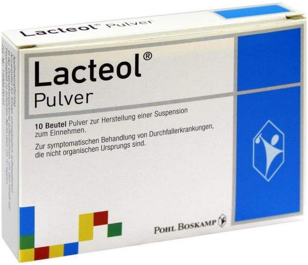 Lacteol Pulver 10 Beutel