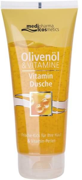 Olivenöl und Vitamine Vitamin Dusche 200 ml