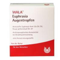 Wala Euphrasia Augentropfen 5x0,5ml