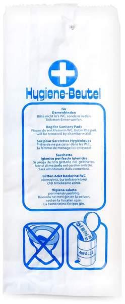 Hygienebeutel 100 Stück