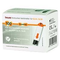 Beurer Blutzuckertestsreifen GL44,GL50,GL50 evo 100 Stück