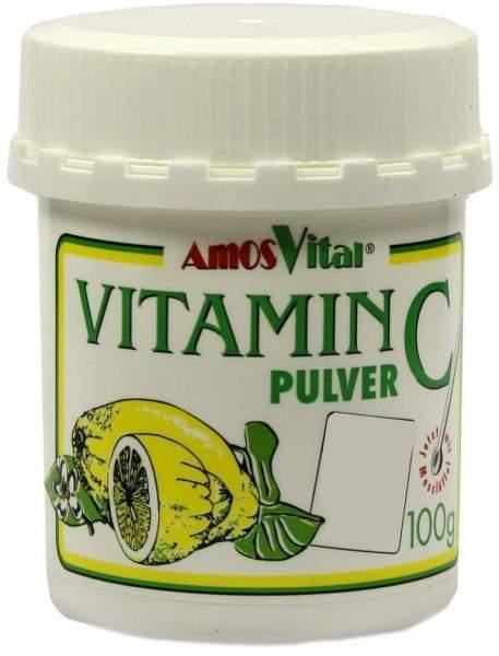 Vitamin C 100 G Pulver Substrat Soma