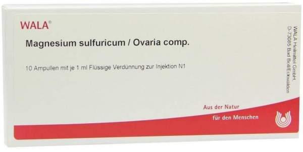 Magnesium Sulfuricum Ovaria Comp. Ampullen