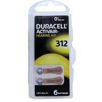 Batterien Für Hörgeräte Duracell 312