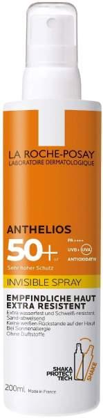La Roche Posay Anthelios Invisible Spray LSF 50+ ohne Parfum 200 ml