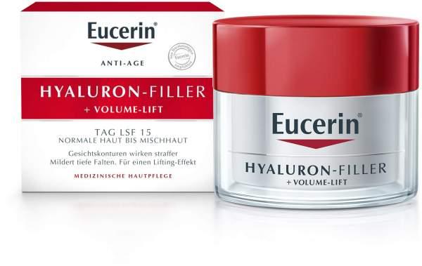 Eucerin Anti Age Volume Filler Tagespflege normale und Mischhaut 50 ml