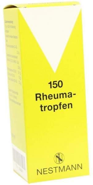 Rheumatropfen Nestmann 150 100 ml Tropfen