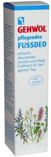 Gehwol Pflegendes Fußdeo Pumpspray Mit Urea 150 ml Spray