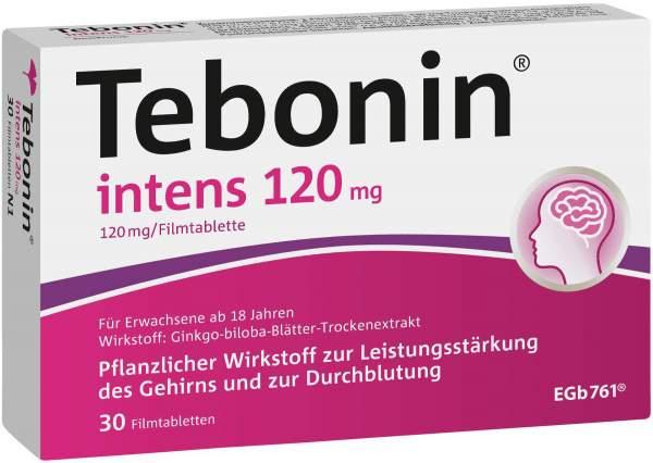 Tebonin intens 120 mg 30 Filmtabletten