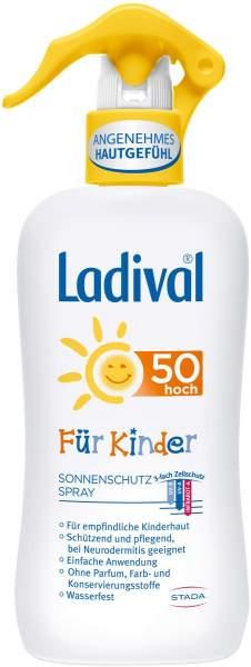Ladival Sonnenschutz Spray für Kinder LSF 50 200 ml