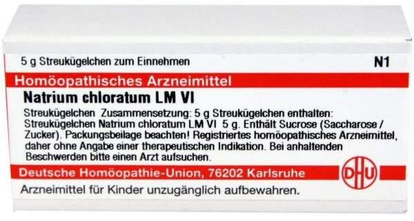 Lm Natrium Chloratum Vi Globuli