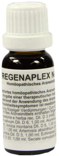 Regenaplex 62 A Tropfen 15 ml