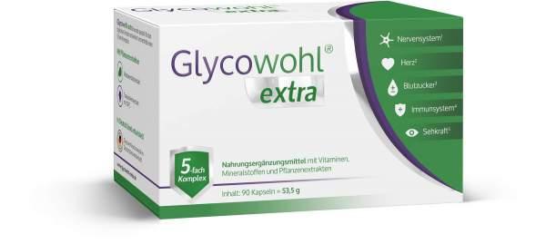 Glycowohl extra 90 Kapseln