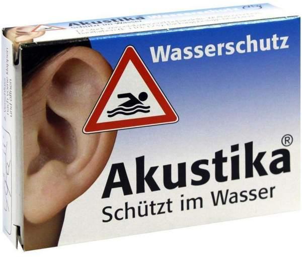 Akustika Wasserschutz 1 Packung