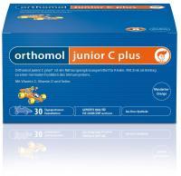 Orthomol Junior C Plus Kautabletten Mandarine-Orange